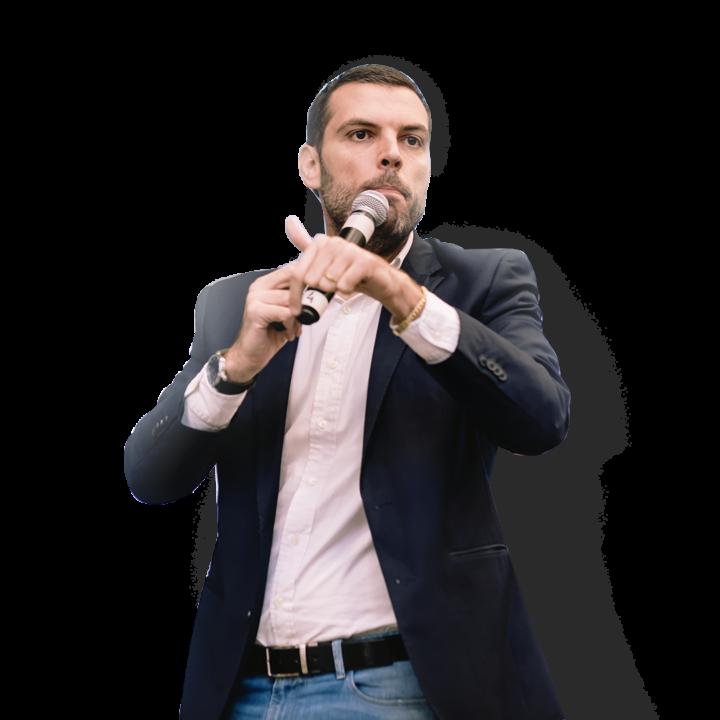 thiago concer - palestrante de vendas mais contratado do brasil